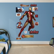 Fathead Marvel Avengers Iron Man - Age of Ultron Peel and Stick Wall Decal