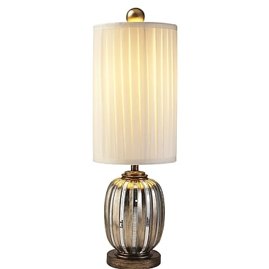 OK Lighting Dubai Tiles 33 Table Lamp