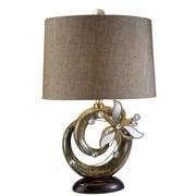 OK Lighting Florria 28'' Table Lamp