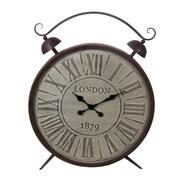 Privilege Metal Table Clock
