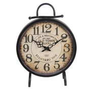 Privilege 12.5'' Metal Clock