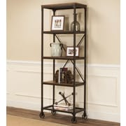Sunset Trading 74.25'' Standard Bookcase