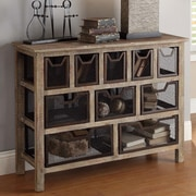 Crestview Donegal Console Table