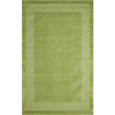 Nourison Westport Lime Rug; 5' x 8'