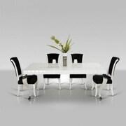 VIG Furniture Versus Mia Dining Table; White
