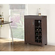 Homestar Bar Cabinet with Wine Storage