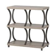 Homestar Storage 32.94'' Accent Shelves; Reclaimed Wood