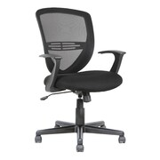 Oif Mid-Back Task Chair with Fixed Cantilevered Arms