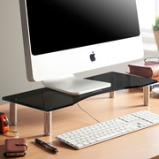 VonHaus Small Adjustable Monitor Stand