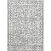 nuLOOM Vintage Pearlene Gray Area Rug; 9' x 12'