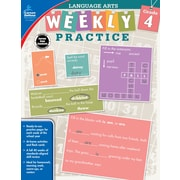 Language Arts, Grade 4 Workbook (104878)