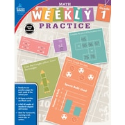 Math, Grade 1 Workbook (104881)