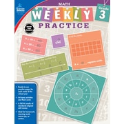 Math, Grade 3 Workbook (104883)
