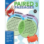 Paired Passages, Grade 3 Workbook (104888)