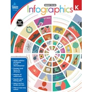 Infographics, Grade K Workbook (104892)