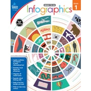 Infographics, Grade 1 Workbook (104893)