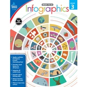 Infographics, Grade 3 Workbook (104895)