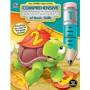 Comprehensive Curriculum of Basic Skills, Grade 1 Workbook (704894)