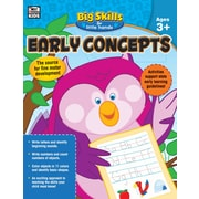 Early Concepts, Grades Preschool - K Workbook (704915)