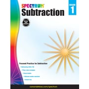 Subtraction, Grade 1 Workbook (704978)