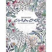 "Willow Creek Press 2017 Organized Chaos Engagement Calendar 6.5""H x 8.5""W  (43258)"