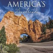 "Willow Creek Press 2017 America's Backroads Wall Calendar 12""H x 12""W (42916)"