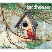 LANG Birdhouses 2017 Wall Calendar (17991001850)