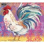 LANG Bohemian Rooster 2017 Wall Calendar (17991001852)
