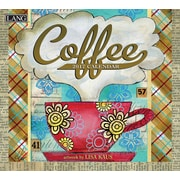 LANG Coffee 2017 Wall Calendar (17991001853)