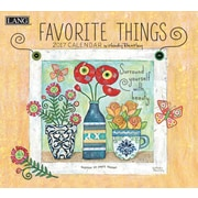 LANG Favorite Things 2017 Wall Calendar (17991001857)