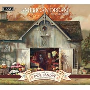 LANG American Dream 2017 Wall Calendar (17991001890)