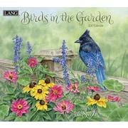 LANG Birds In The Garden 2017 Wall Calendar (17991001895)
