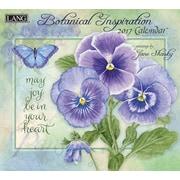 LANG Botanical Inspiration 2017 Wall Calendar (17991001896)