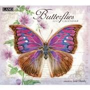 LANG Butterflies 2017 Wall Calendar (17991001898)