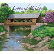 LANG Covered Bridge 2017 Wall Calendar (17991001908)