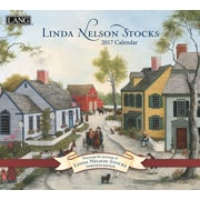 LANG Linda Nelson Stocks 2017 Wall Calendar (17991001924)