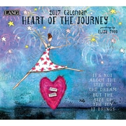 LANG Heart Of The Journey 2017 Wall Calendar (17991001983)
