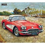 LANG Vintage Travel 2017 Wall Calendar (17991001988)