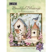 LANG Bountiful Blessings 2017 Monthly Pocket Planner (17991003158)