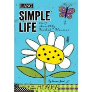 LANG Simple Life 2017 Monthly Pocket Planner (17991003166)