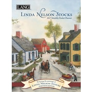 LANG Linda Nelson Stocks 2017 Monthly Pocket Planner (17991003179)