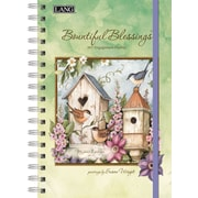 LANG Bountiful Blessings 2017 Spiral Engagement Planner (17991011083)