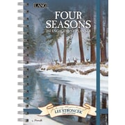 LANG Four Seasons 2017 Spiral Engagement Planner (17991011084)