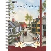 LANG Linda Nelson Stocks 2017 Spiral Engagement Planner (17991011090)