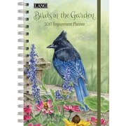 LANG Birds In The Garden 2017 Spiral Engagement Planner (17991011105)