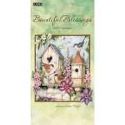 LANG Bountiful Blessings 2017 Vertical Wall Calendar (17991079114)