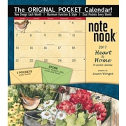 WELLS STREET BY LANG Heart & Home 2017 Note Nook (17997007196)