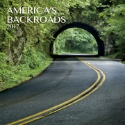 TURNER PHOTO America's Backroads 2017 Photo Wall Calendar (17998940005)