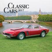 TURNER PHOTO Classic Cars 2017 Photo Mini Wall Calendar (17998950003)