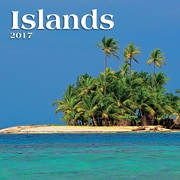TURNER PHOTO Islands 2017 Photo Mini Wall Calendar (17998950009)